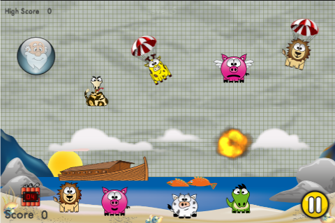 Screenshot Noah's Zoo