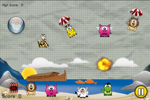Screenshot Noah's Zoo